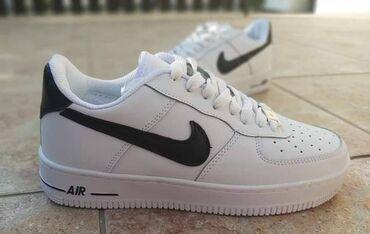 Crno bele Nike Air Force na stanju jos u brojevima 38 i 39 :)2999