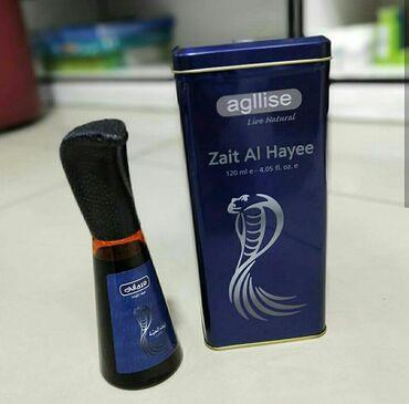 Aglisse Zait Al Hayee 120ml.Ilan yagiSaçlar solğun və cansızdırsa