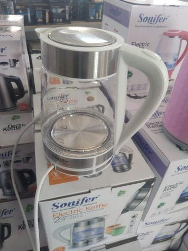 """Xırdalan şəhərində Elektrik çaydan """"Sonifer""""orginal məhsul,say çoxdu, çatdırılma"""