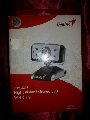 Bakı şəhərində kompüter və noutbuk üçün web kameralar. hər biri 10 azn