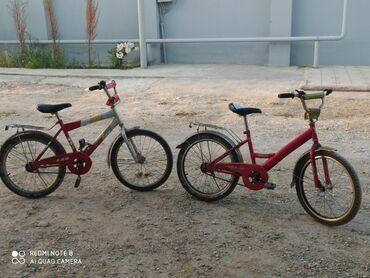 Digər nəqliyyat Bakıda: 2 si de satılır 1-i 65manat. 20 olculu uşaq velosipedi.real alıcıya