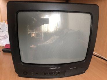 telik goldstar в Кыргызстан: Телевизор GoldStar Отличного состаяния, отлично показываетДиагональ 35