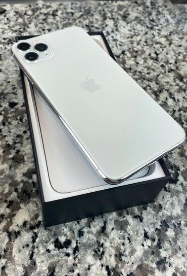 Мобильные телефоны и аксессуары в Душанбе: Apple, Iphone 11 Pro 256 ГБ серебро