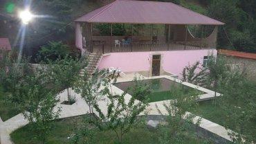 İsmayıllı şəhərində Ismayillida kiraye ev bu ev bunuz kendedi cay qiraqnda