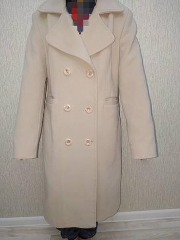 Продаю шикарное пальто покупала за 100$ в Бишкек