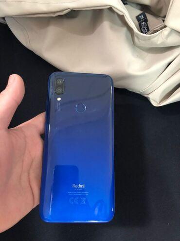 meizu m6 синий в Кыргызстан: Б/у Xiaomi Redmi 7 32 ГБ Черный
