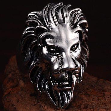 Мужская печатка: «Гордость льва». в Бишкек