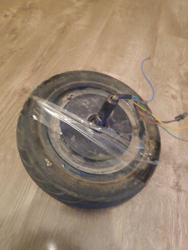Мотор колесо от героскутера