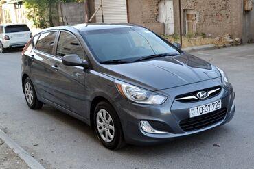 Hyundai Accent 1.6 l. 2012 | 180000 km