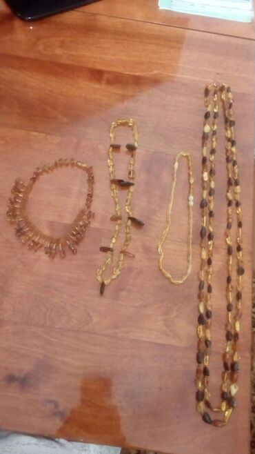 Продам бусы янтарь калининград новые