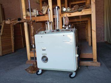 Медтовары - Джал мкр (в т.ч. Верхний, Нижний, Средний): Комплект аппарат искусственного дыхания ДП-8. ИВЛ Новый в упаковке