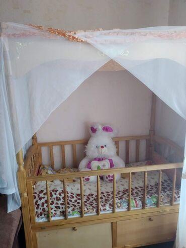 бу детские кроватки в Кыргызстан: Кроватка детская. В хорошем состоянии