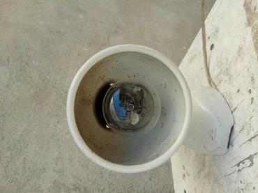 светильник английская телефонная будка в Кыргызстан: Настольный светильник