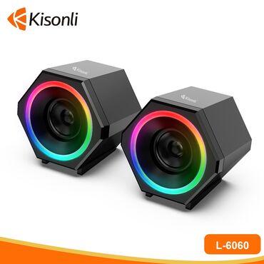 Компьютерные колонки Kisonli L-6060Подходит для ноутбуков, настольных