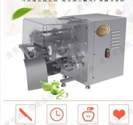 яблоки апорт в Кыргызстан: Машина для очистки и нарезки яблоки SP000089 600 шт/час