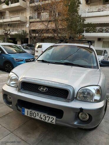 Hyundai Santa Fe 2.7 l. 2004 | 107000 km