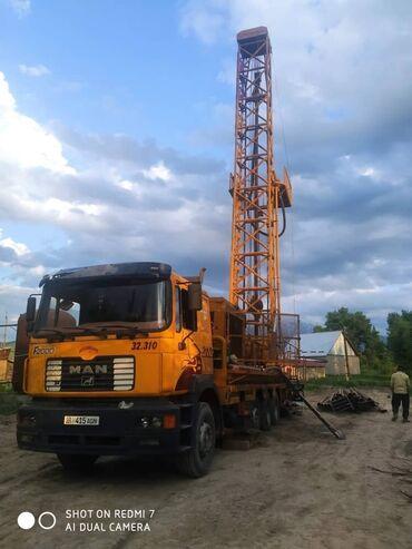 бурим скважину бишкек в Кыргызстан: Бурим скважин до 350 метров.Только вотсап