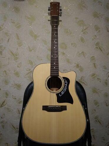 Музыкальные инструменты - Бишкек: Продаю гитару CollingsТип гитары: акустическаяКоличество струн: 6, 20