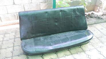 Задний диван от классики ВАЗ