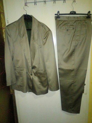Muško odelo veličine 42/44, bez oštećenja,kao novo, jednom obučeno - Novi Sad
