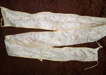 Другие товары для детей в Сокулук: Бортики в детскую кровать. Длина 2.80,ширина бортика 16 см. Сокулук