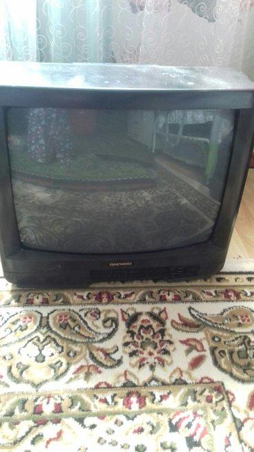 Телевизор сатылат.Иштейт.Пульт жок в Бишкек