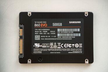 lancer - Azərbaycan: Samsung evo ssd 500 gb cox az istifade edilib 100% temizdir problemsiz