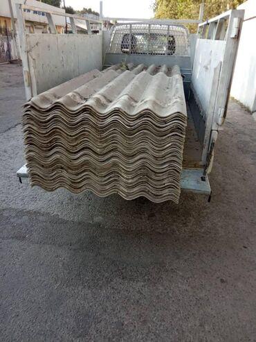 купить пластиковый шифер в бишкеке в Кыргызстан: Куплю бу шифер кирпич чугунные Радиаторы дом на снос демонтаж