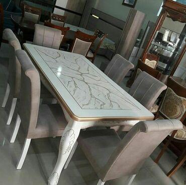 Masa ve oturacaq desti stol stullar стол с стулями orginal versiya