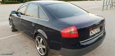Audi A6 1.8 l. 2003 | 185000 km