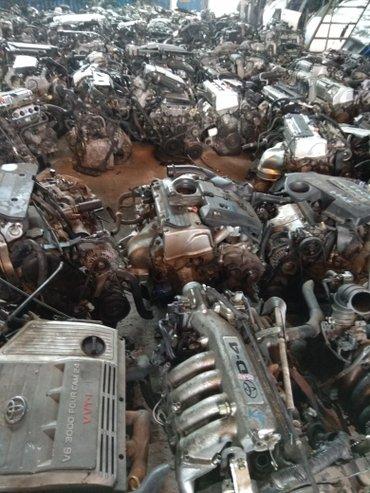 продаем: двигателя, кпп и т. д. на все модели японских авто в сборе. п в Кара-Балта