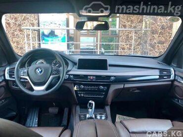 BMW в Кыргызстан: BMW X5 3 л. 2018 | 1 км