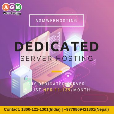 Today! Dedicated Server offers the different options to the web in Kathmandu