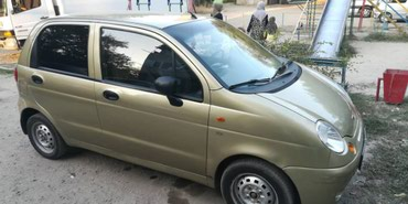 Daewoo Matiz 2006 в Кант