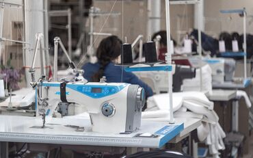 работа для девушек ежедневная оплата в Кыргызстан: Швеи с опытом !  с Поживанием (квартира)  amarti-fabrika 10
