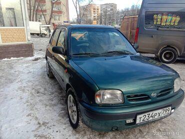 Nissan Micra 1.3 л. 1996 | 177000 км