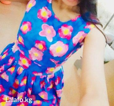 Платье красивое, новое, размер s-m в Бишкек