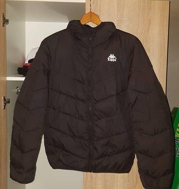 Kappa jakna nosena par puta kao nova velicina M