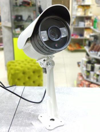 Автономная Камера Видеонаблюдения в Бишкек