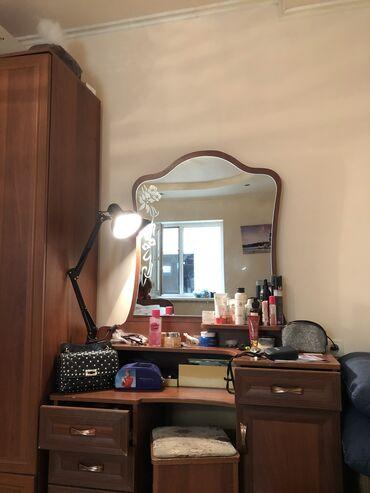 1196 объявлений: Продаю: 1. Комод с выдвижными полками и с зеркалом для косметики + сту
