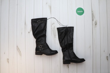 Личные вещи - Украина: Жіночі демісезонні ботинки Sinsay, р.38    Висота: 44 см Довжина устіл