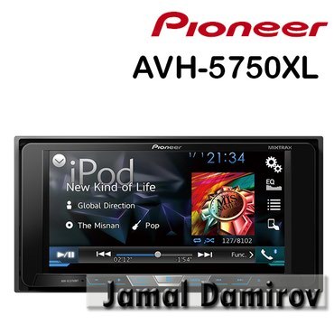 monitor pioneer - Azərbaycan: Pioneer AVH-5750XL DVD-monitor.Bundan başqa HƏR NÖV AVTOMOBİL