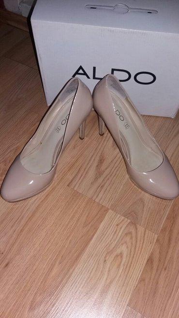 Aldo kozne cipele broj 38 - Indija