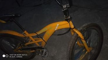 Продаю велосипед купили но не ездили просто стоит в гараже. в Бишкек - фото 3