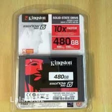 Bakı şəhərində 480 gb ssd satilir.. Brend--kingstone.. Kompyuter ve ya notbukunuzu