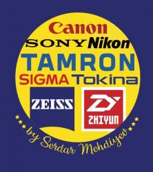 2192 elan: Canon-Nikon-Sony-Tamron-Sigma-Tokina-Zhiyun-DJIFoto avadanlıqların