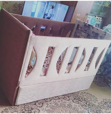 бу детские кроватки в Кыргызстан: Продаю детскую кроватку Эксклюзивный дизайн. Сделаная на заказ