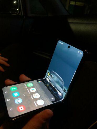 Б/у Samsung Z Flip 256 ГБ Черный
