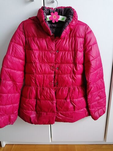 Sisley - Srbija: Sisley jakna za prelazni period, njihova velicina XL ili 150cm.boja je
