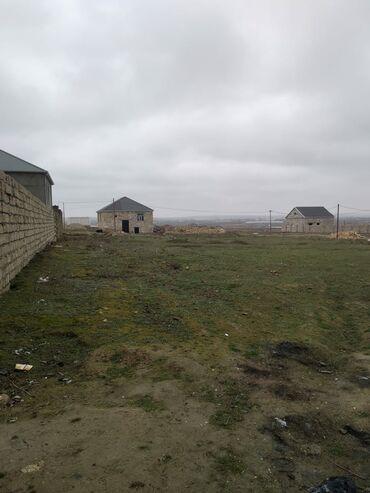 qaz satilir в Азербайджан: Продам 3 соток Для строительства Собственник